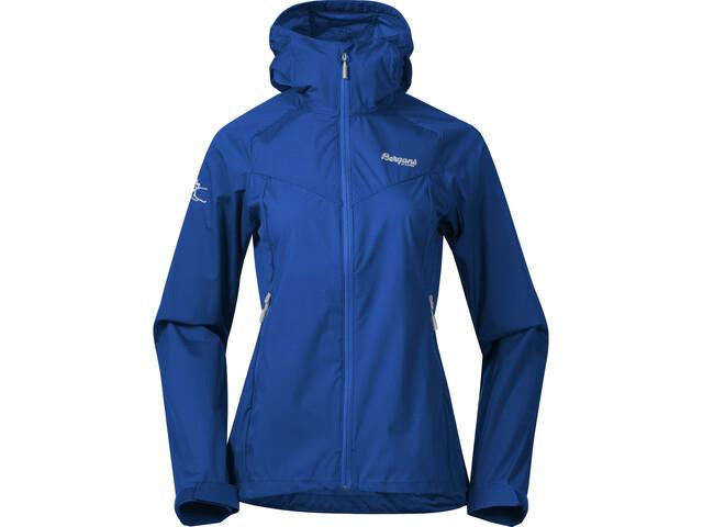 Bergans Microlight Jacket Women dark royal blue